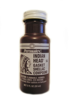20539 Permatex® Indian Head® Gasket Shellac Compound
