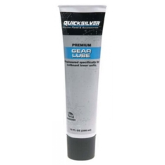 QUICKSILVER HIGH PERFORMANCE GEAR LUBE 237ml