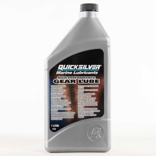 QUICKSILVER HIGH PERFORMANCE GEAR LUBE 1L